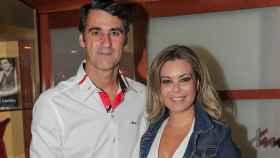 Jesulín de Ubrique y María José Campanario, en una cita en Cuenca el pasado agosto.
