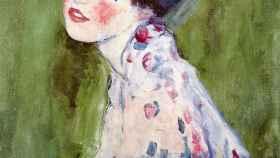 'Retrato de una dama', de Gustav Klimt.