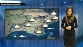 El tiempo: pronóstico para el jueves 12 de diciembre