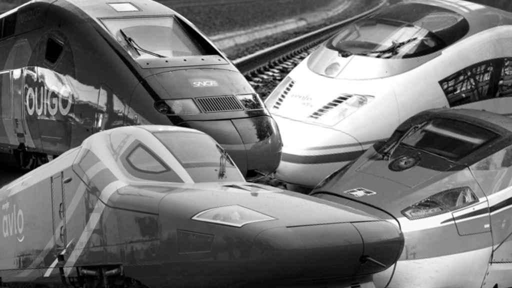 Los usuarios tendrán hasta cuatro opciones distintas gracias a la liberalización ferroviaria.