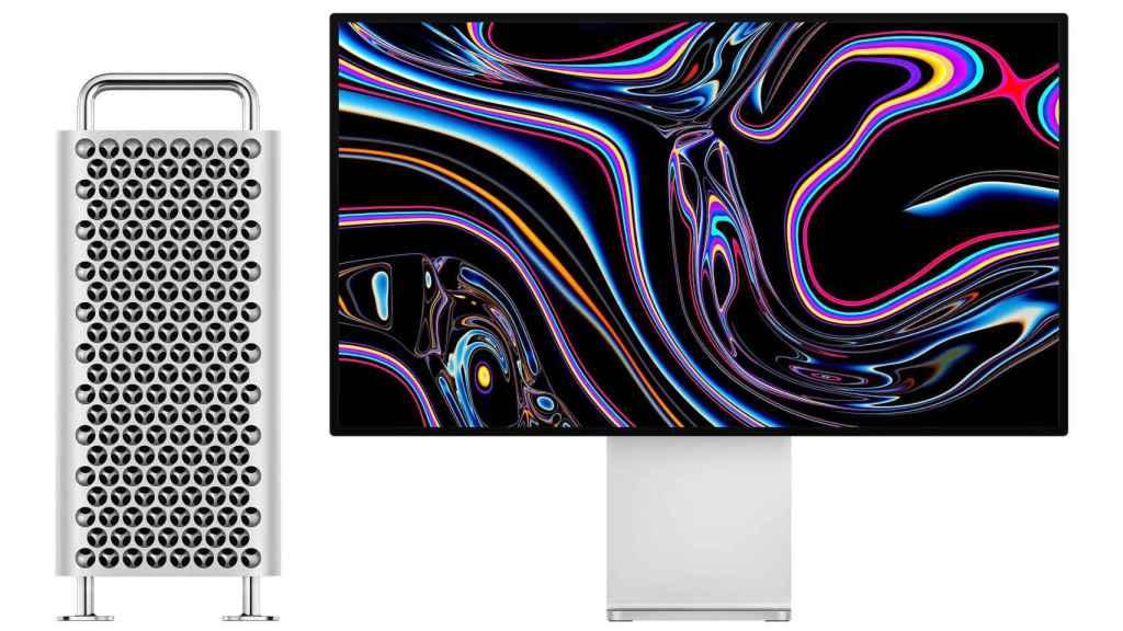 Nuevo Mac Pro con Apple Pro Display XDR