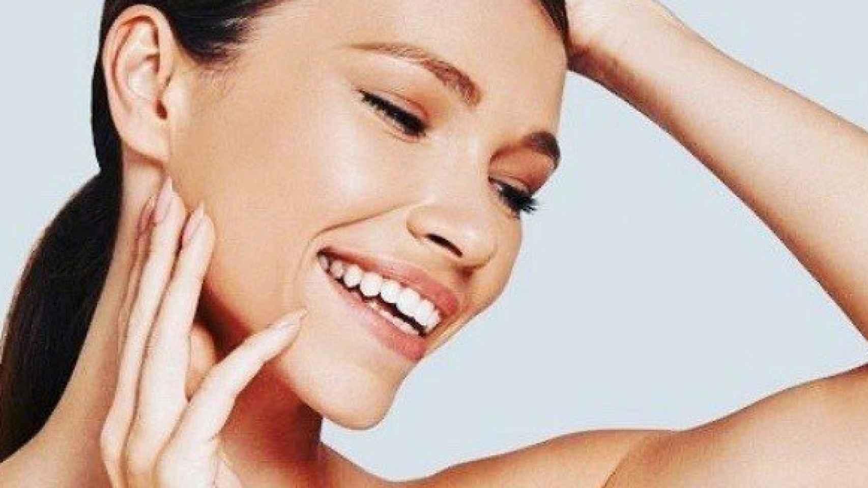 La piel necesita una buena expoliación y crema adecuada.