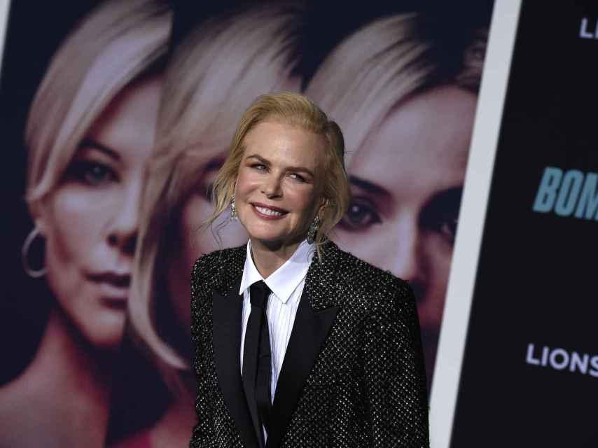 El rostro de Nicole Kidman en su último evento muestra multitud de retoques.