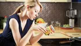 La información nutricional está en la etiqueta de los productos.