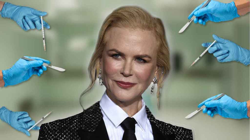 Nicole Kidman en un montaje de JALEOS.