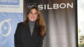 Lourdes Montes, en el evento.