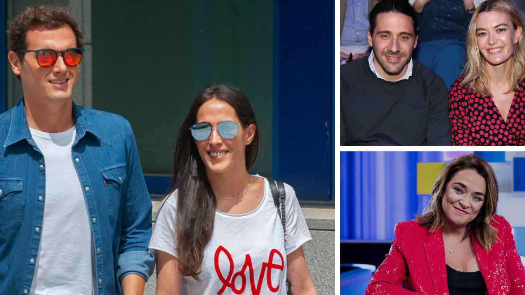 Algunos de los famosos que serán padres en 2020.