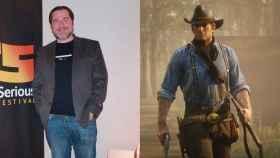 Roger Clark, el vaquero de los videojuegos: Tratamos temas adultos porque la audiencia ha madurado