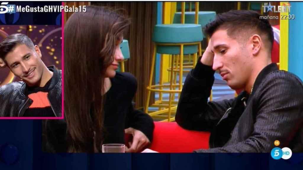 Gianmarco y Adara ajustando cuentas.
