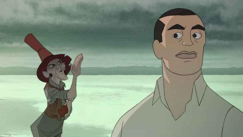Buñuel, cine adulto de animación que conquista el mundo.