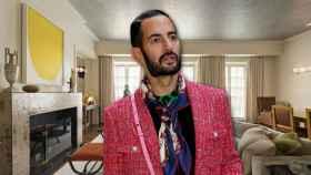 El diseñador Marc Jacobs en un montaje de JALEOS.