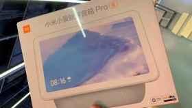 El que faltaba: este es el altavoz inteligente con pantalla de Xiaomi