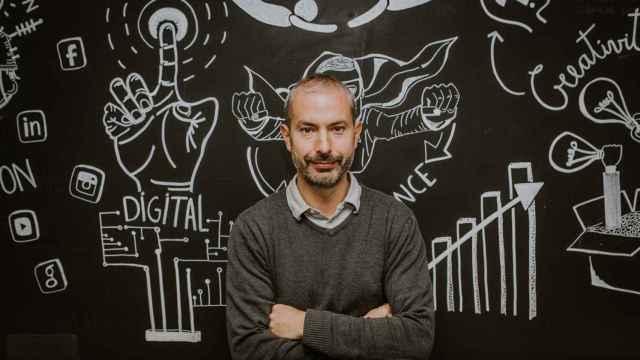 Rob Cassedy, CEO de Wallapop, en una imagen de archivo.