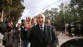 Tebboun, exprimer ministro de Bouteflika, elegido presidente de Argelia.