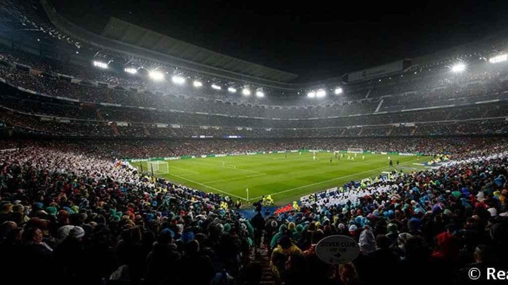 Vídeo El Santiago Bernabéu Cumple 72 Años