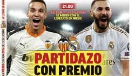 La portada del diario MARCA (15/12/2019)