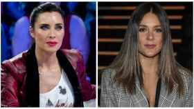 Pilar Rubio y Lorena Gómez en montaje JALEOS.