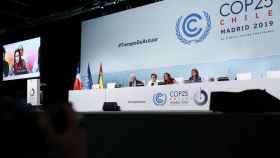 El último plenario de la COP 25.