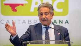 El presidente cántabro, Miguel Ángel Revilla, en una foto de archivo. Efe