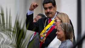 Maduro anuncia una orden de arresto contra un grupo liderado por Guaidó y Leopoldo López