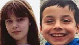 A la izquierda, Celia Cavia. A la derecha, Gabriel Cruz.
