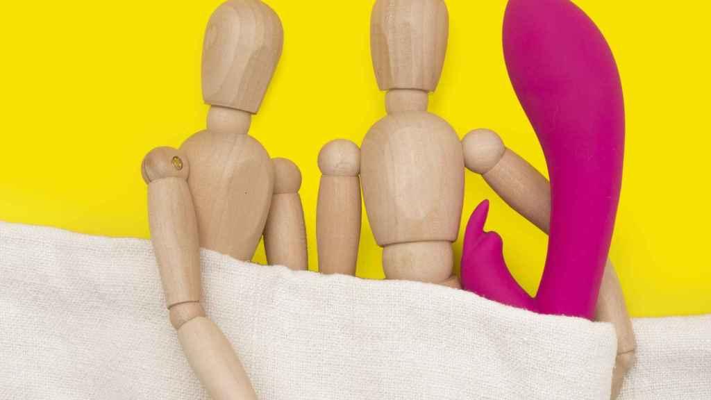"""Un 63% de las mujeres de nuestro país busca """"un juguete erótico para usar ellas mismas""""."""