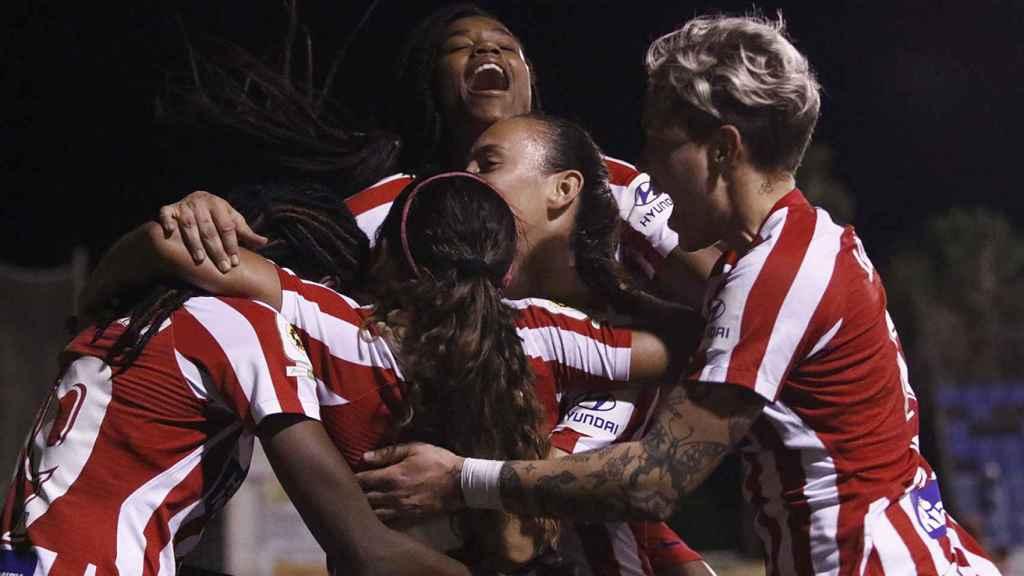 Granadilla - Atlético de Madrid femenino