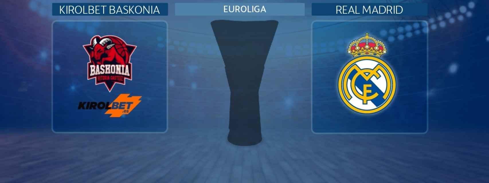 Kirolbet Baskonia - Real Madrid