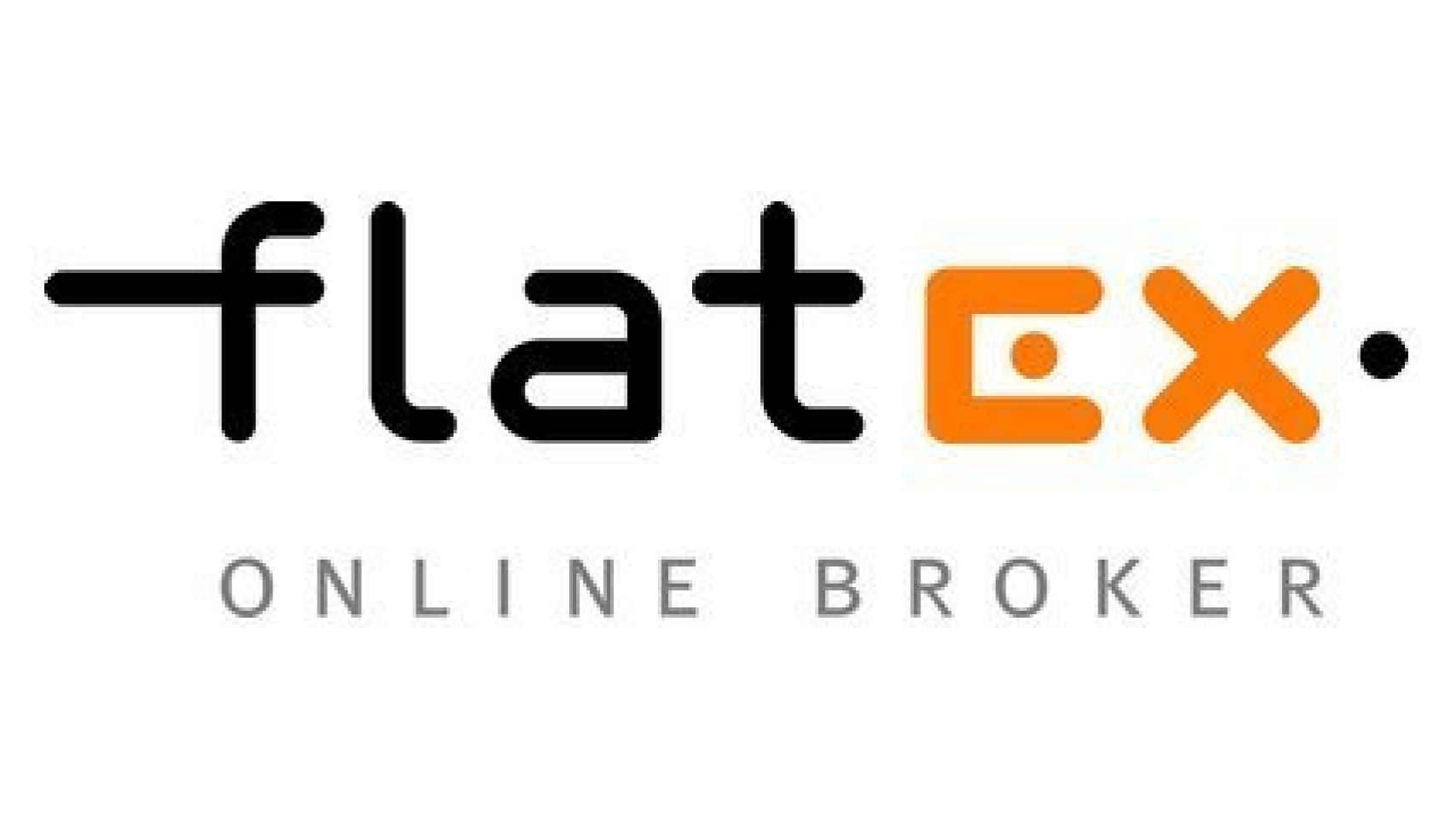 El logo de Flatex.