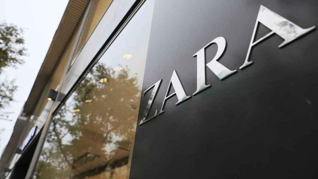 Tienda de Zara, en una imagen de archivo.