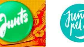 Logo de Junts y Junts pel Sí
