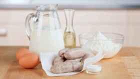 No sólo la leche y otros productos lácteos contienen lactosa.