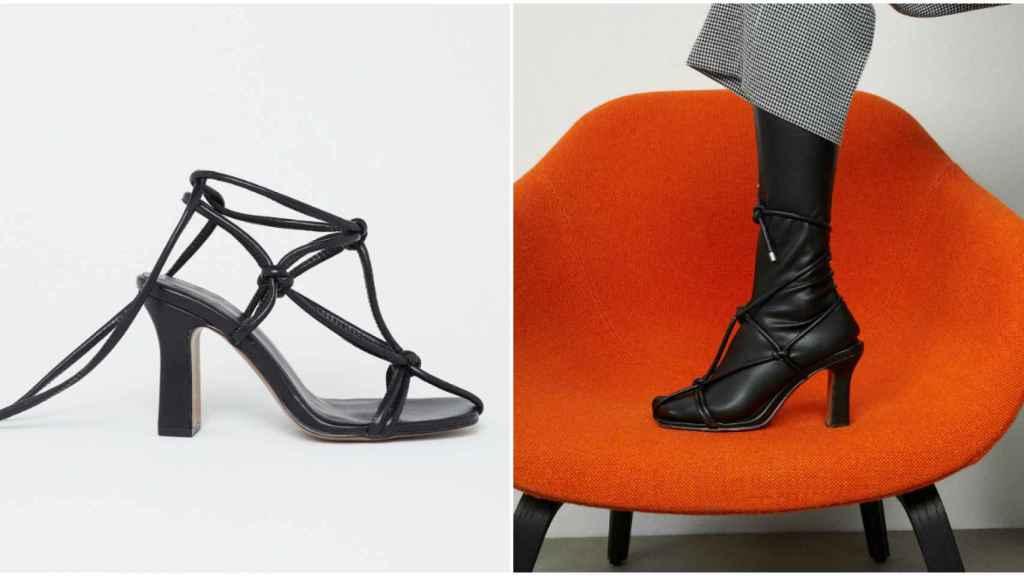 Sfera ha encontrado la fórmula para adaptar el calzado de verano a las bajas temperaturas.