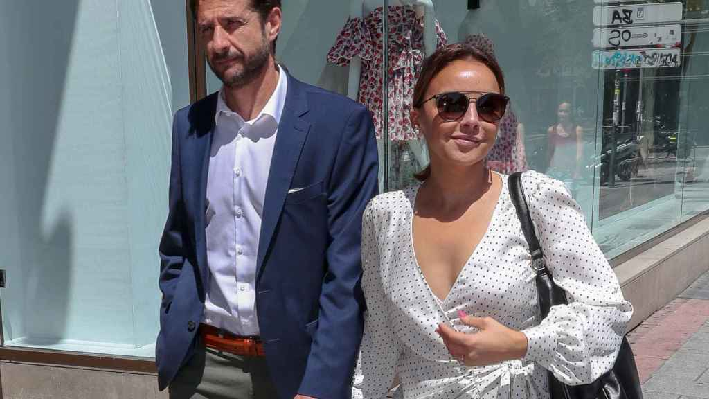 Chenoa y Miguel Sánchez Encinas ya están inmersos en los preparativos de su boda.