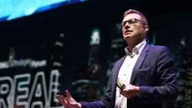El CTO de Dell Technologies,  Nigel Moulton, en su última visita a Madrid.