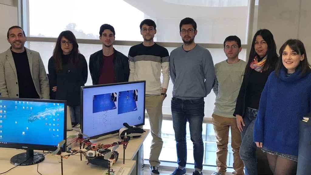La startup asturiana UPintelligence ha diseñado este gadget médico.