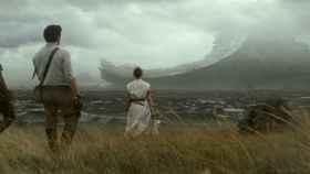 Fotograma de Star Wars: el ascenso de Skywalker.