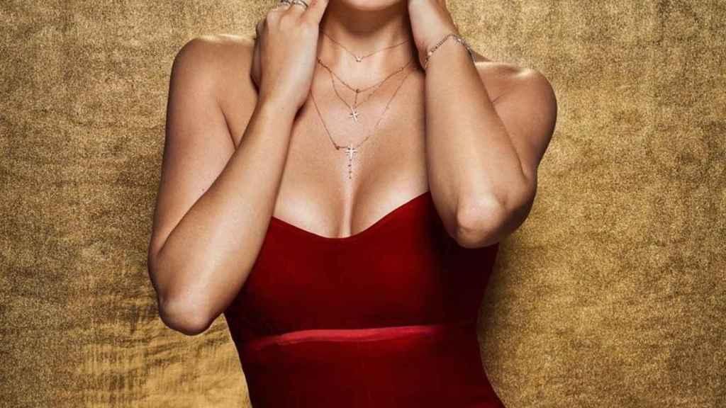Cristina Pedroche ha querido ensayar dos semanas antes las Campanadas.