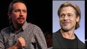 Pablo Iglesias y Brad Pitt: Leyendas de Pasión.