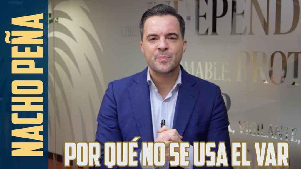 La opinión de Nacho Peña: ¿Hay que arrancarle la pierna a Varane para que piten penalti?