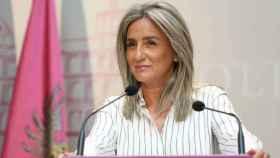 Milagros Tolón, alcaldesa de Toledo, en una imagen reciente de Óscar Huertas