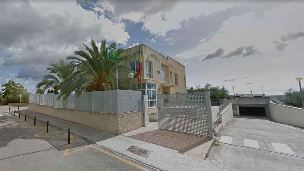 El episodio tuvo lugar en el cuartel de la Guardia Civil en Inca (Mallorca).