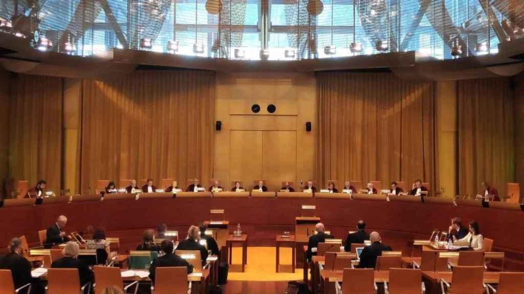 El Supremo cree que el fallo del TJUE no afectará a la validez de la sentencia contra Junqueras