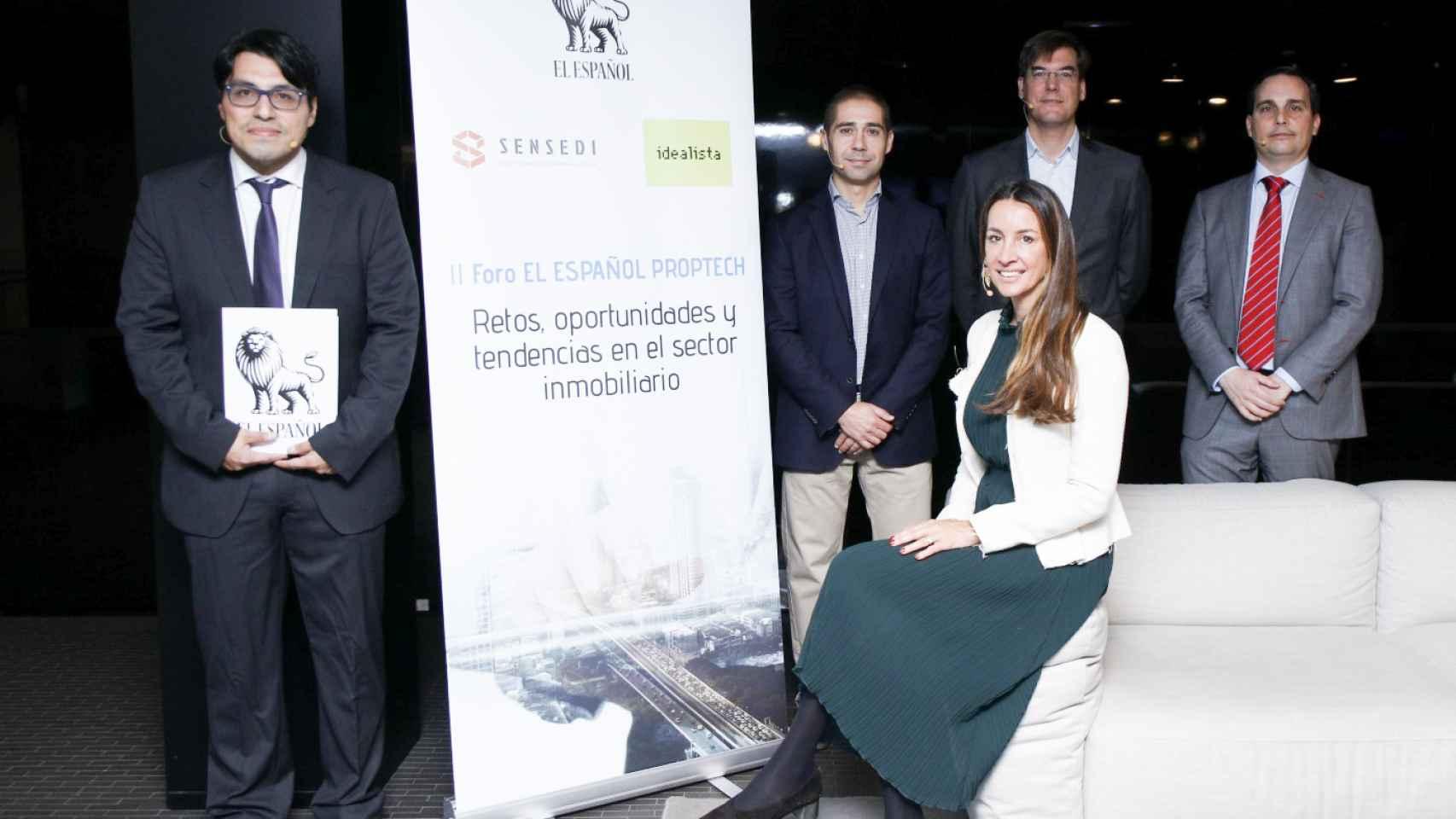II Foro Proptech EL ESPAÑOL Retos, oportunidades y tendencias en el sector inmobiliario