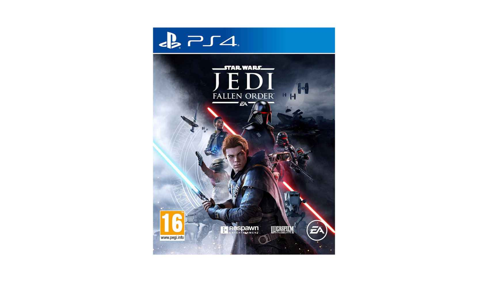 Juego Play Station Star Wars Jedi Fallen Order - PS4