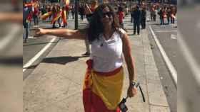 Ana de Dompablo, la concejal de Vox en Collado Villalba (Madrid).