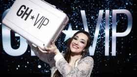 Adara en 'GH VIP' (Telecinco)