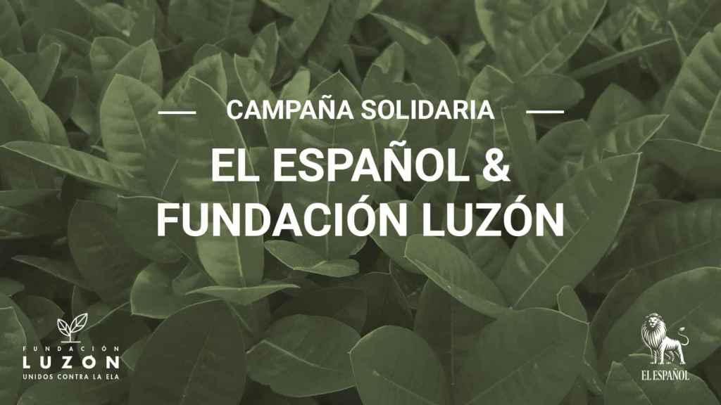 EL ESPAÑOL y la Fundación Francisco Luzón unidos contra LA ELA