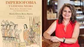 Elvira Roca Barea es autora del exitoso 'Imperiofobia y leyenda negra'.