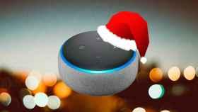 11 comandos de voz navideños para usar con Alexa
